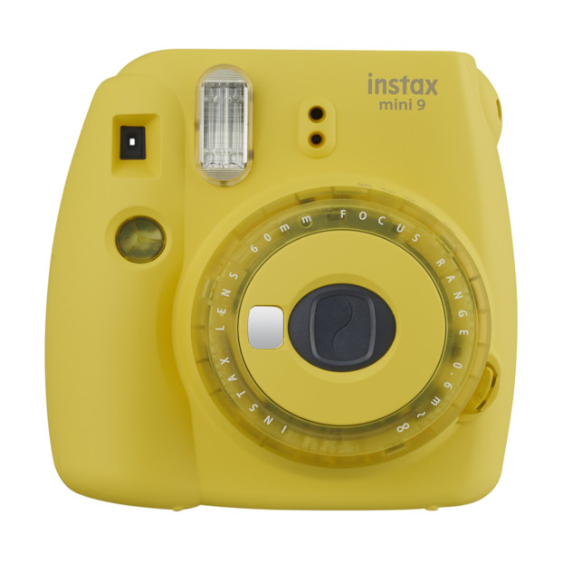 Fujifilm Instax mini 9 limited edition, Geel