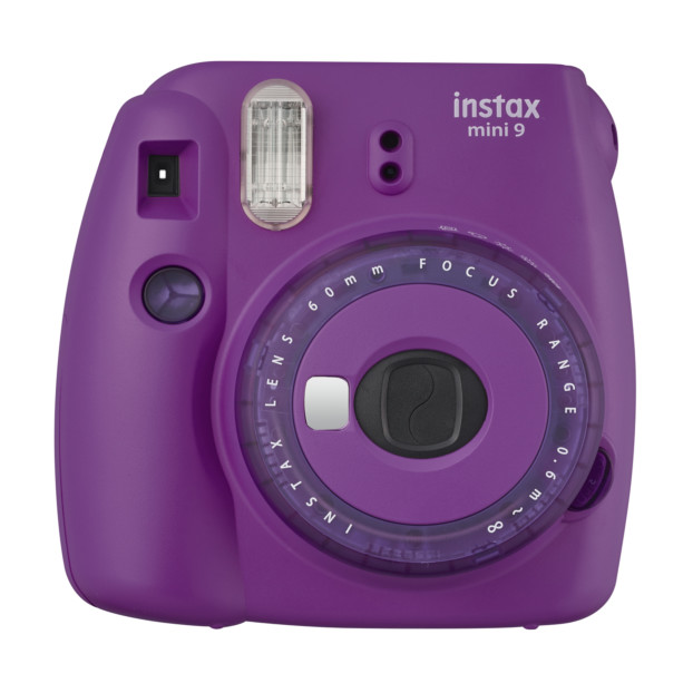 Fujifilm Instax mini 9 limited edition, Paars