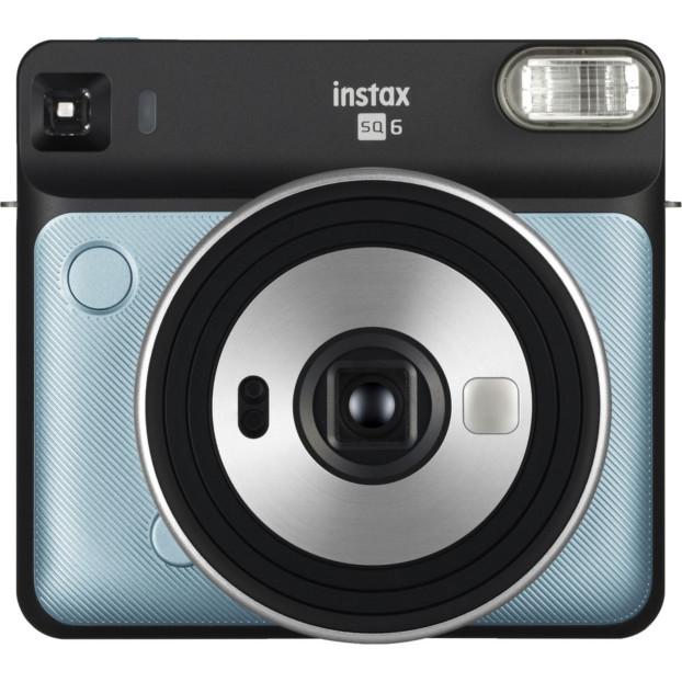 Fujifilm INSTAX SQ 6 AQUA BLUE EX D