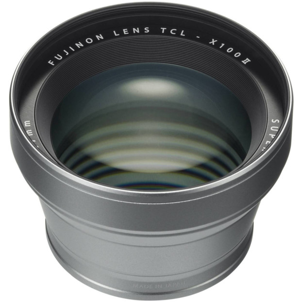 Fujifilm TCL-X100 II Zilver