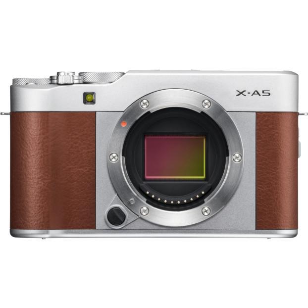 Fujifilm X-A5 Body bruin