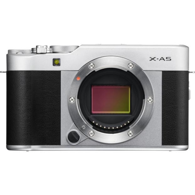 Fujifilm X-A5 Body zilver