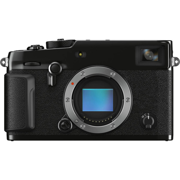 Fujifilm X-Pro3 Titan zwart