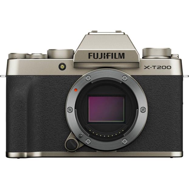 Fujifilm X-T200 Body Champagne