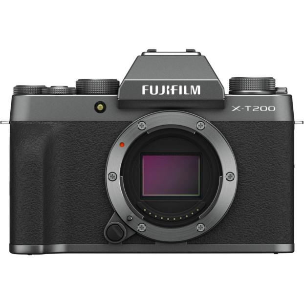 Fujifilm X-T200 Body Dark Silver
