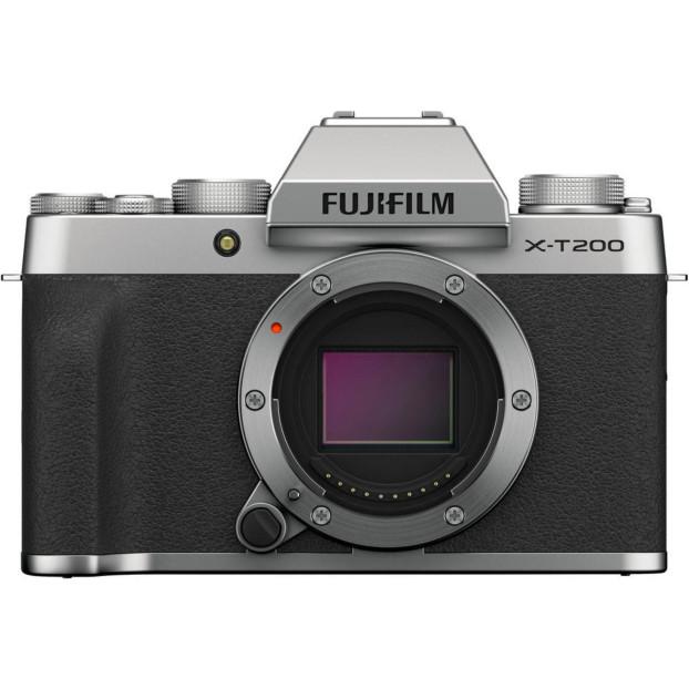 Fujifilm X-T200 Body Zilver