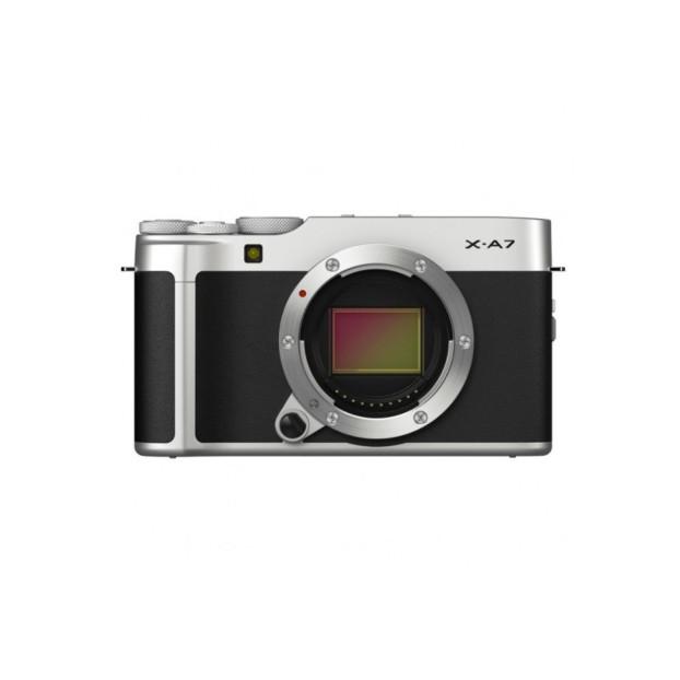 Fujifilm X-A7 Body zilver