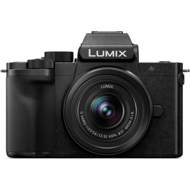 Panasonic Lumix DC-G100 + 12-32mm f/3.5-5.6
