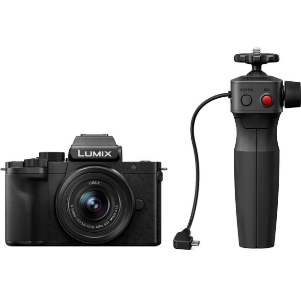 Panasonic Lumix DC-G100 Vlogkit (incl. 12-32mm f/3.5-5.6)