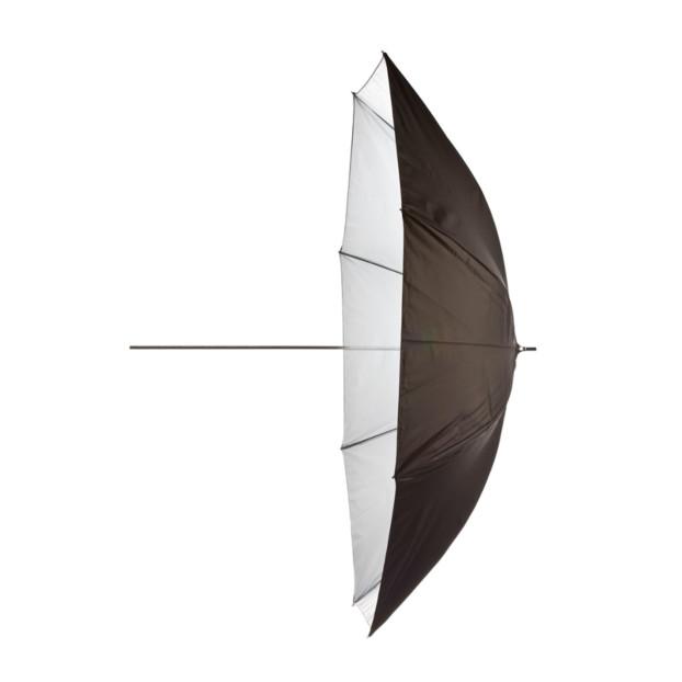 Godox Flitsparaplu 185cm, zwart/doorschijnend