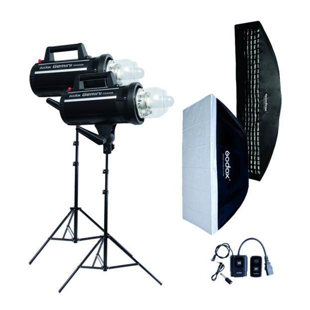 Godox GS400II Creative Kit Studioflitsset