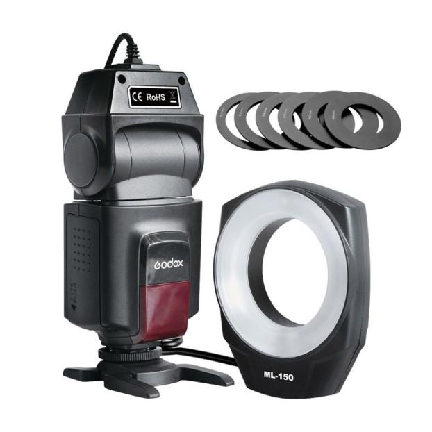 Godox ML-150 Macro Ringflitser