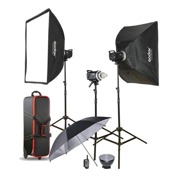 Godox MS300 D Studioset