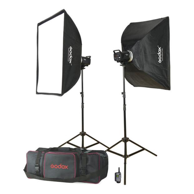 Godox MS300 F Studioflitsset