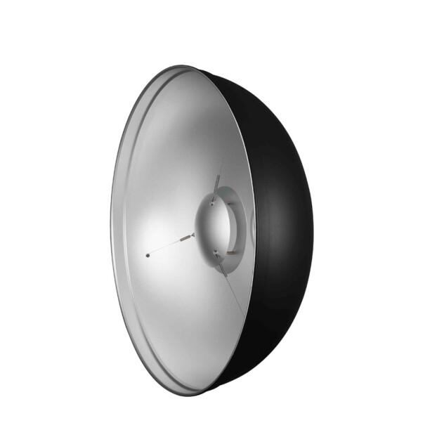 Godox Pro Beautydish zilver | 54 cm