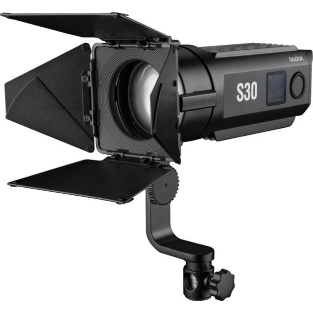 Godox Focusing Ledlamp S30