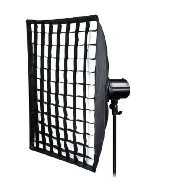 Godox Softbox Bowens Mount + Grid 60x60cm