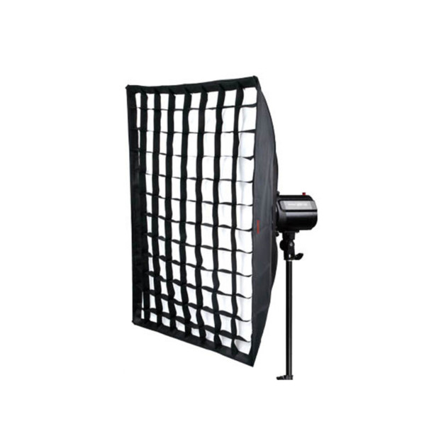 Godox Softbox Universal Mount + Grid, 50x70cm