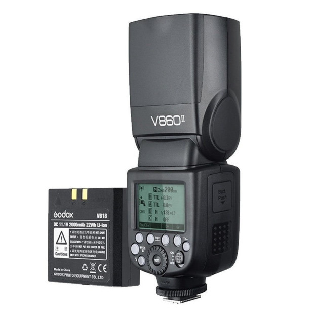 Godox Speedlite V860II Nikon Kit