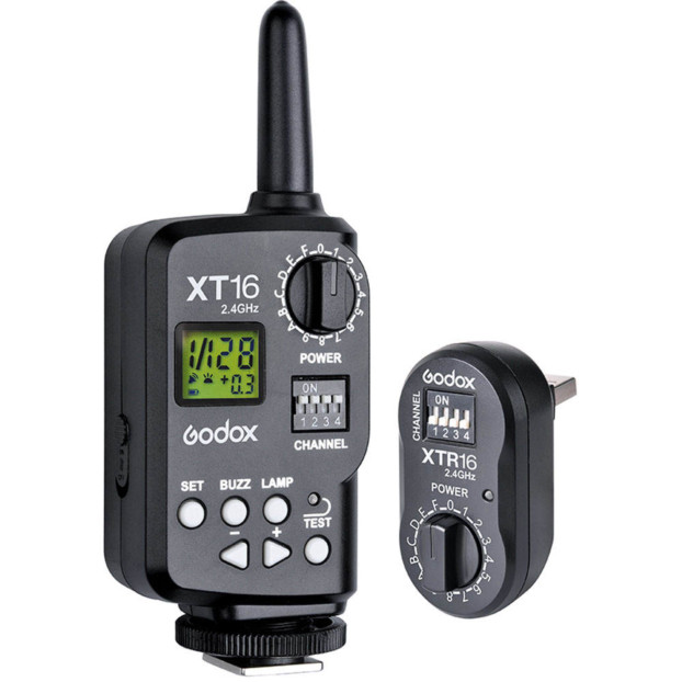 Godox XT-16 Studio Flash Trigger