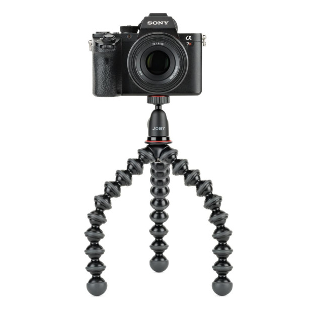Joby GorillaPod 1K Kit (Black/Charcoal)