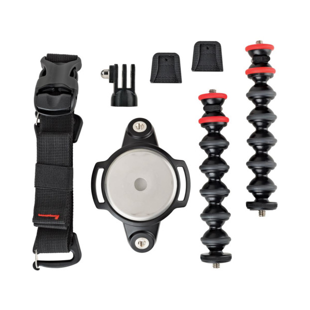 Joby GorillaPod Rig Upgrade Black/Charcoal
