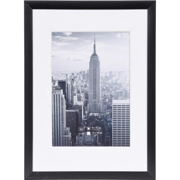 Henzo Manhattan 13x18 (9x13) | Zwart