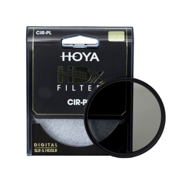 Hoya 49mm HDX Circulair Polarisatiefilter
