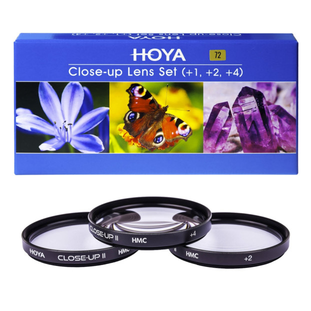 Hoya Close-up filterset 72mm