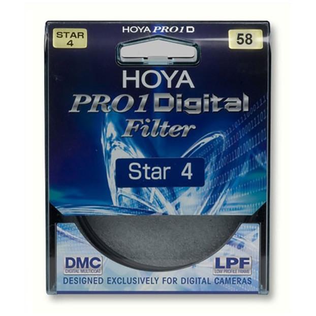 Hoya Star 4 Pro1D 58mm