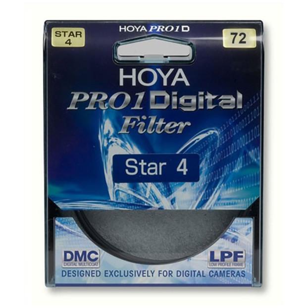Hoya Star 4 Pro1D 72mm