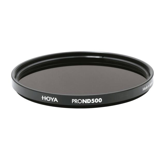 Hoya Pro ND500 filter | 82mm