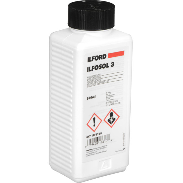Ilford/Harman Ilfosol 3, 500 ml