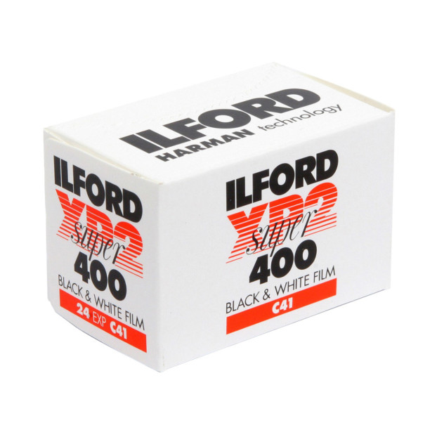 Ilford/Harman XP2 SUPER 135-24