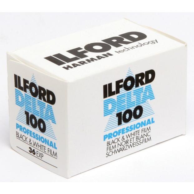 Ilford/Harman DELTA 100 PROF. 135-36