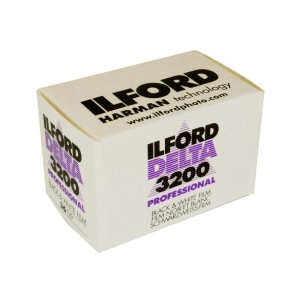 Ilford/Harman DELTA 3200 PROF. 135-36