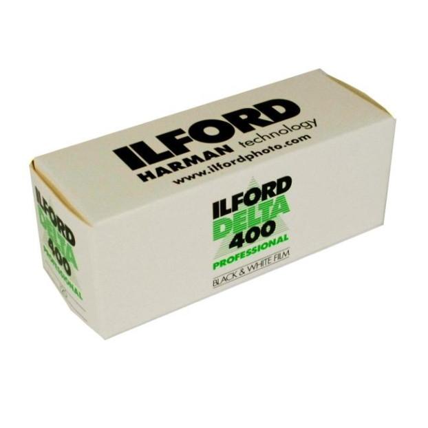 Ilford/Harman DELTA 400 PROF. 120