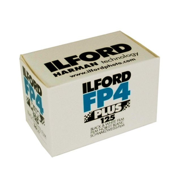 Ilford/Harman FP4 PLUS 135- 36
