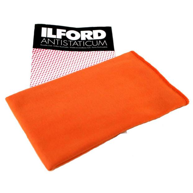 Ilford/Harman Antistatische doek - oranje