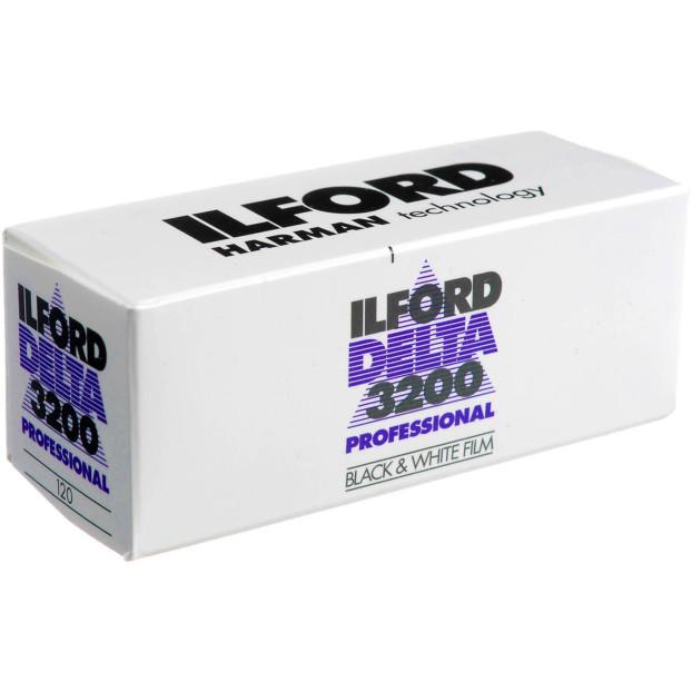 Ilford/Harman DELTA 3200 PROF. 120