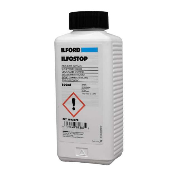 Ilford/Harman Ilfostop 500ml