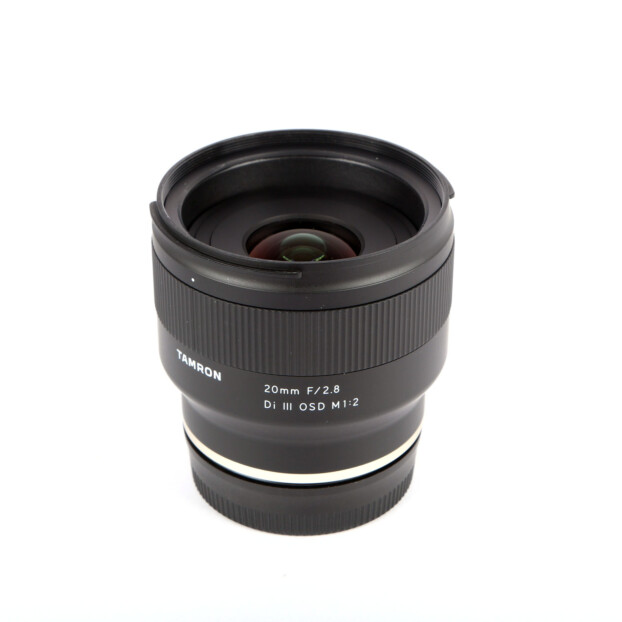 Tamron 20mm f/2.8 Di III RXD 1:2   Sony FE Occasion 9348