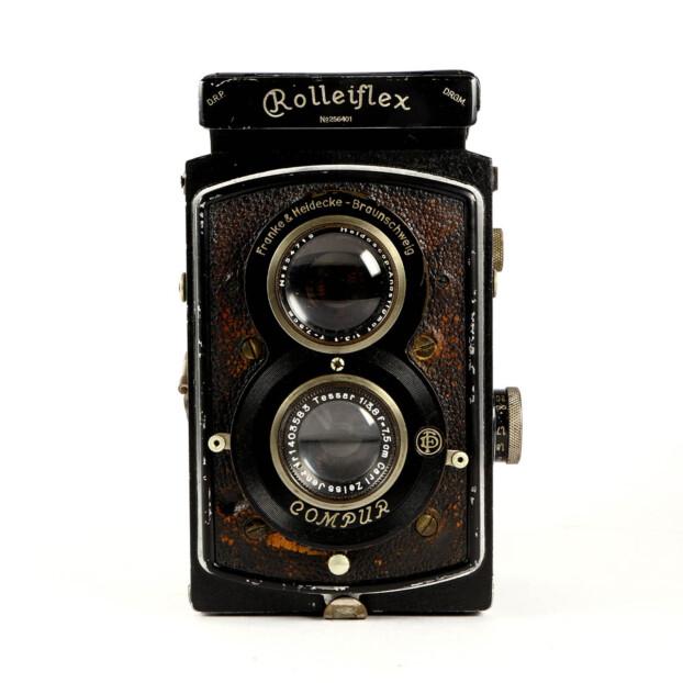 Rolleiflex Standard 6x6 K2 Occasion 9548