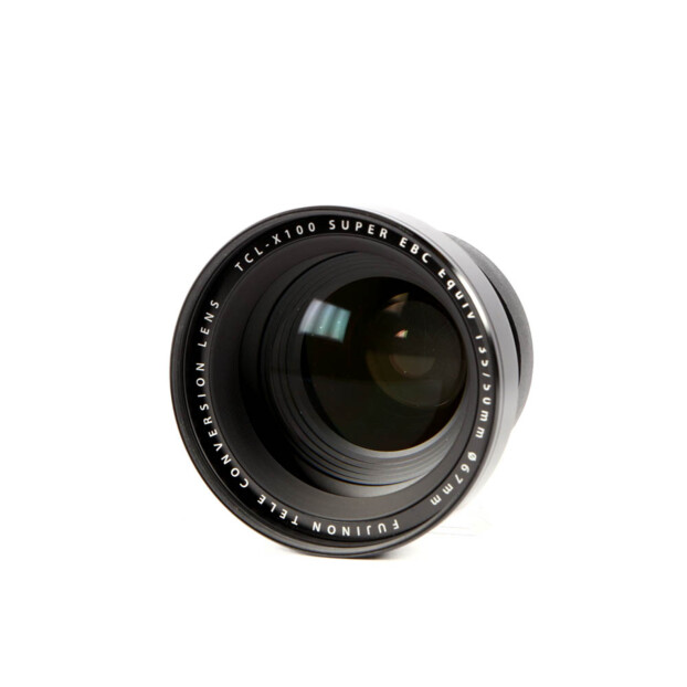 Fujifilm tele-converter TCL-X100X zwart Occasion 9562