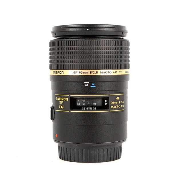 Tamron SP AF 90mm F2.8 Di Macro Canon Occasion 9608