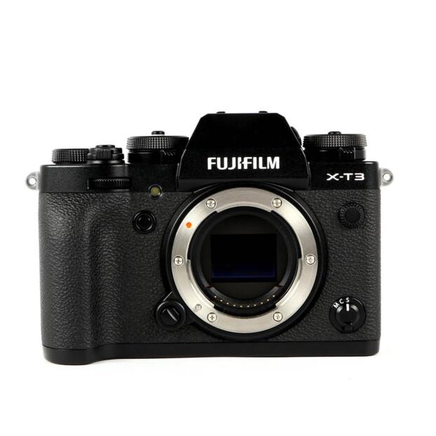 FujiFilm X-T3 Body Zwart Occasion 9879