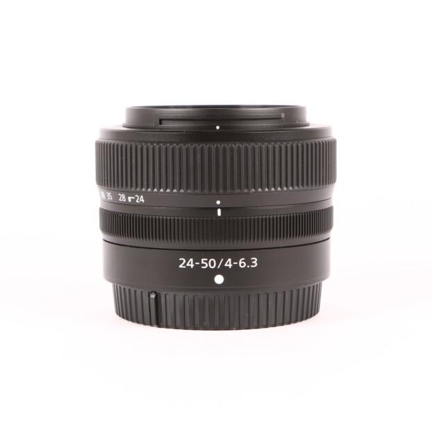 Nikon Nikkor Z 24-50mm F4-6.3 Occasion 9891