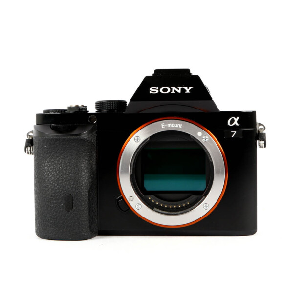 Sony a7 body Occasion 9903