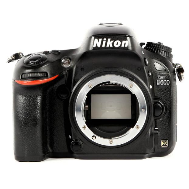 Nikon D600 Body Occasion 9908