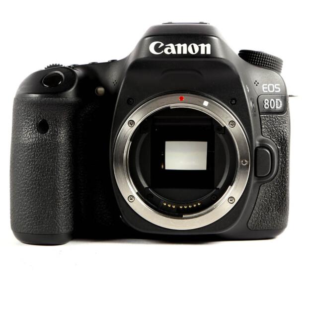 Canon EOS 80D Body Occasion 9959